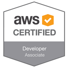 Associate level AWS Developer certificate